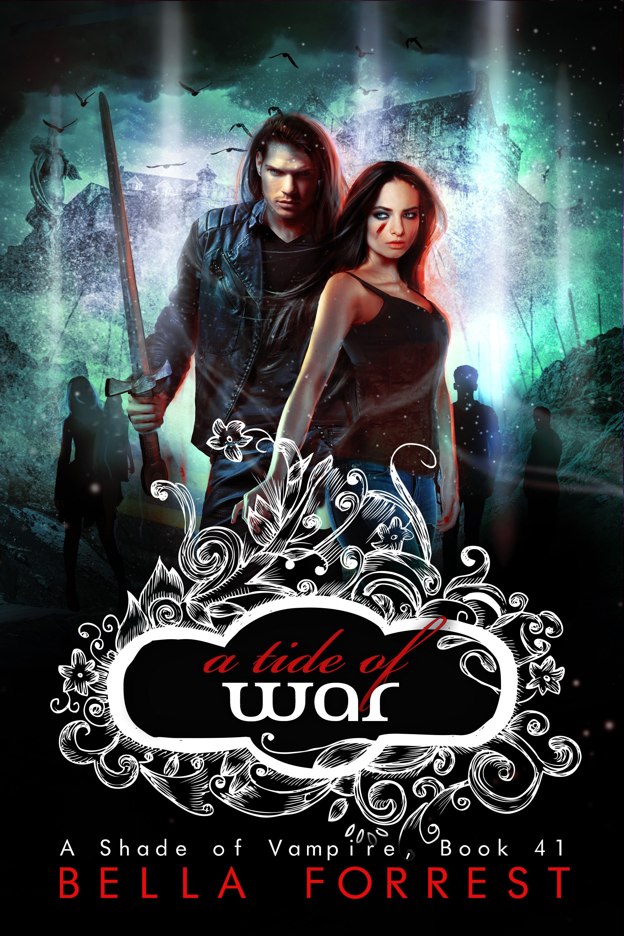 A Shade Of Vampire: A Tide Of War (book 41) >