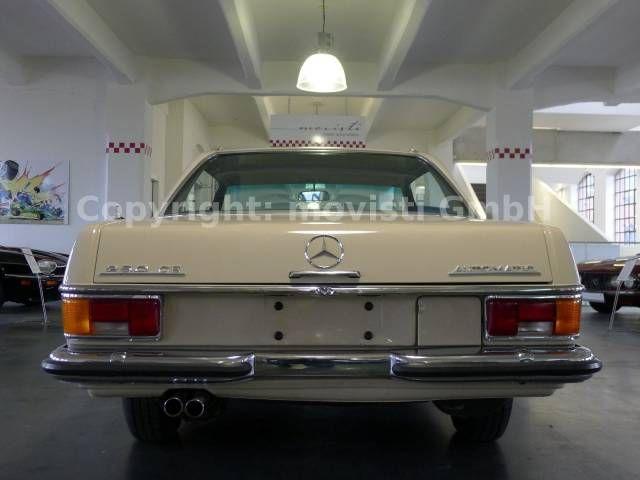 Mercedes-Benz 250 CE | Mercedes W114 Coupe | Mercedes w114