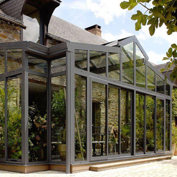 Construire une véranda écologique Vérandas, Construire et Verrière