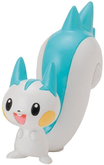 PACHIRISU   RARE POKEMON ACTION FIGURE 2/""