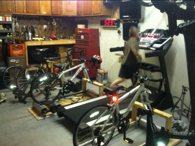 Let see your pain cave page 6 : triathlon forum: slowtwitch forums