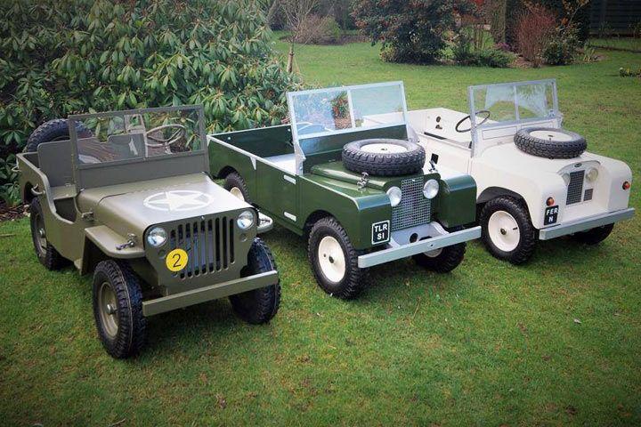 toylander land rover electric car 1 bolide elioth pinterest am lie voitures et enfants. Black Bedroom Furniture Sets. Home Design Ideas