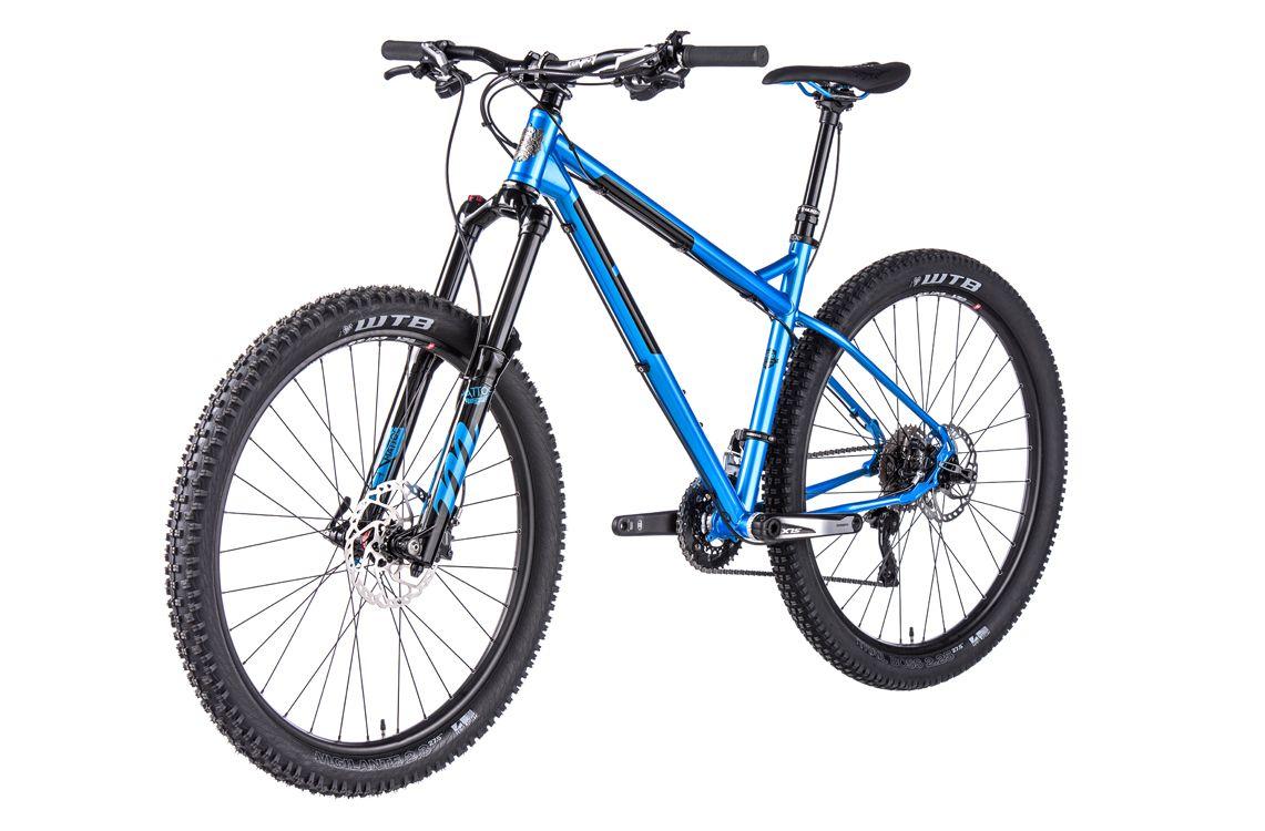 Image result for Ragley Blue Pig Hardtail Bike 2016 | MTBs | Pinterest