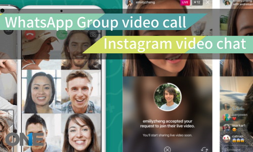Now Monitor WhatsApp & Instagram Group Video Call