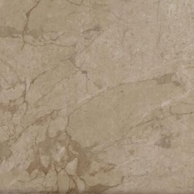 Add A Wonderful Earance To Your Home By Choosing Trafficmaster Allure Ultra Tile Carrara Tan Resilient Vinyl Flooring Take Sample