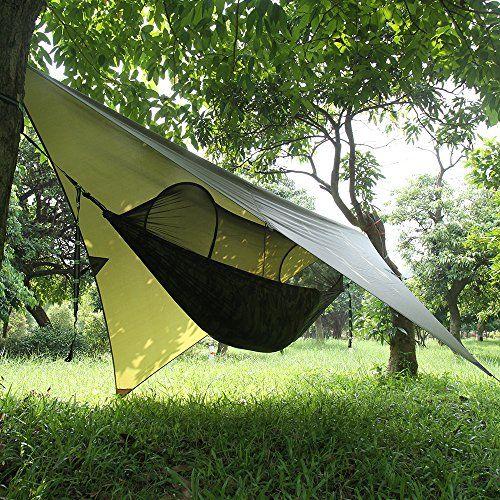 Pin By Amy Esatto On Santa Baby Hammock Tent Backpacking Tarp Tent Tarp