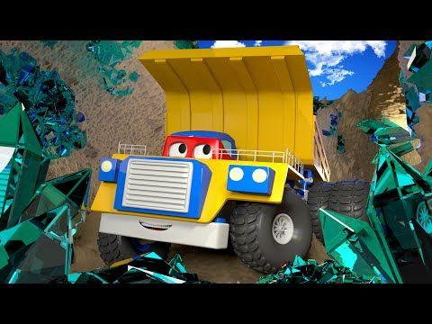 Christmas With Car City Carl Super Truck Car Patrol Police Car