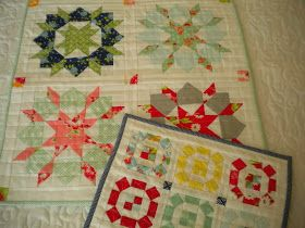 A Quilting Life: Quilt Finishes and Progress