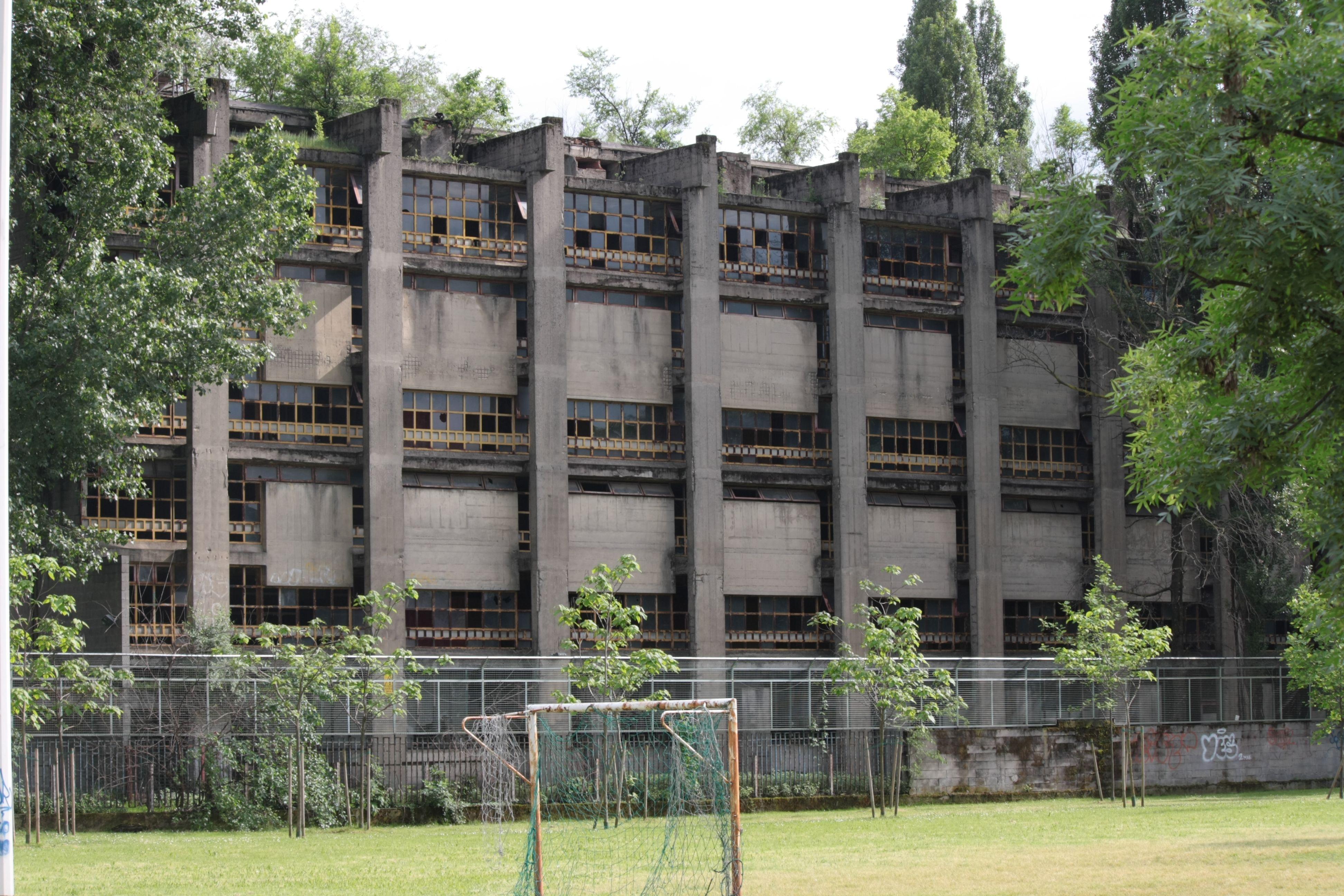 L Istituto Marchiondi nuova negli anni 50 sede dei corrigendi di · Modern ArchitectureMilanoContemporary Architecture
