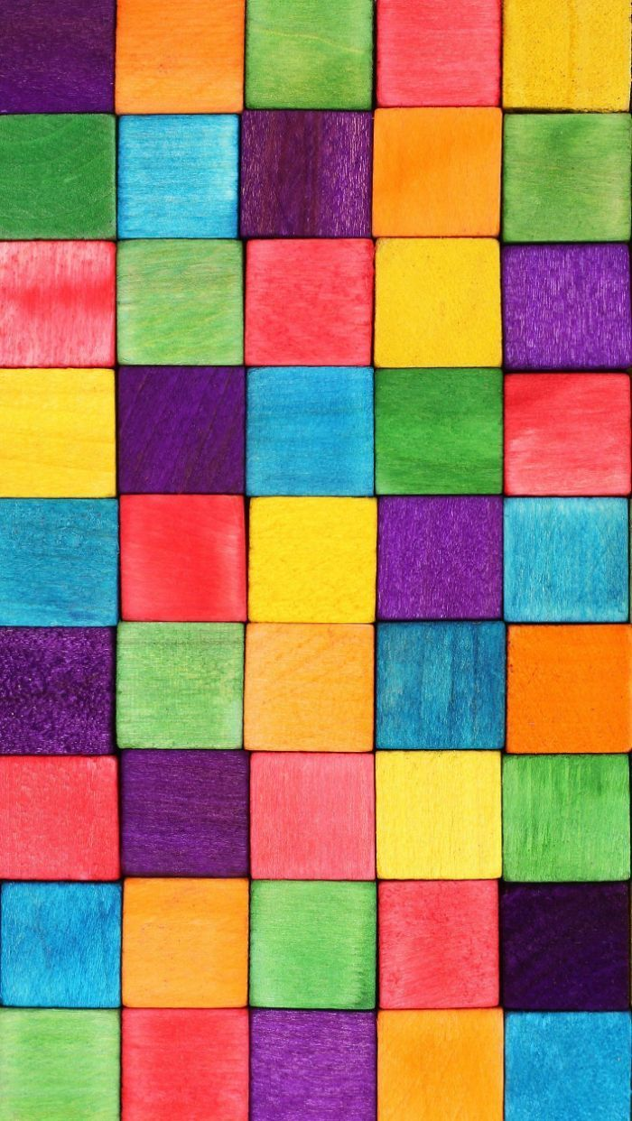 cubes arranged together in all colors of the rainbow pretty color backgrounds purple orange green re