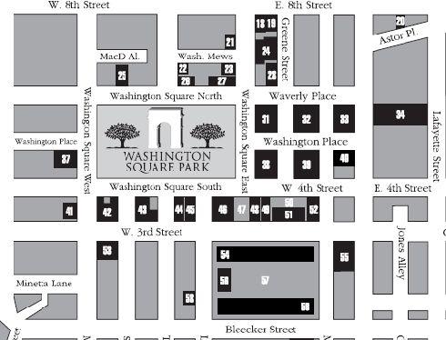 nyu campus map - Google Search | Maps I Like | Campus map, Nyu ... on