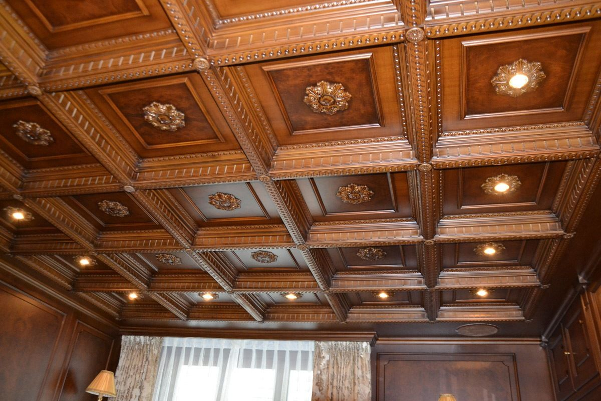 Idfdesign Boiserie Panel Of Wood Finely Carved And Decorated