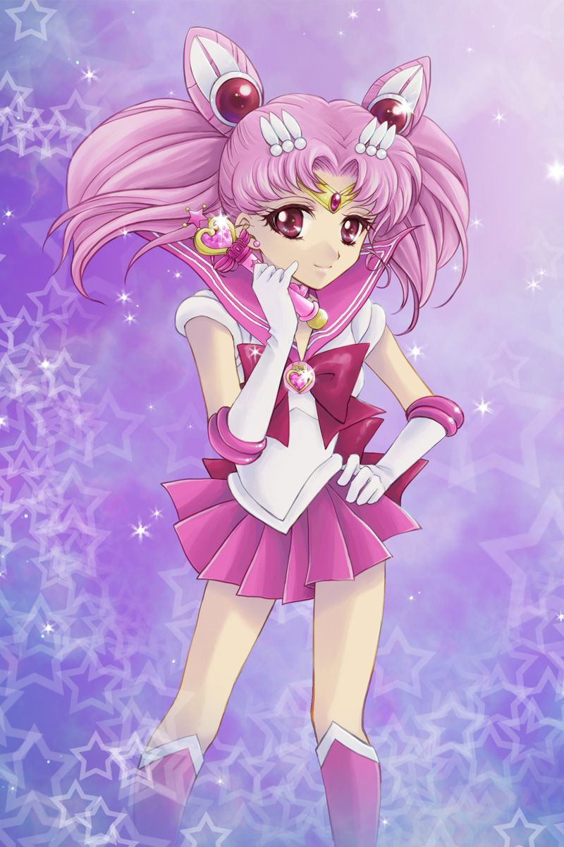 Character design inspiration image by Joud on Chibiusa
