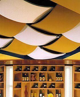 Ceiling Tile Ideas For Basement maxi dress cover up old ceiling tiles | basement ideas | pinterest