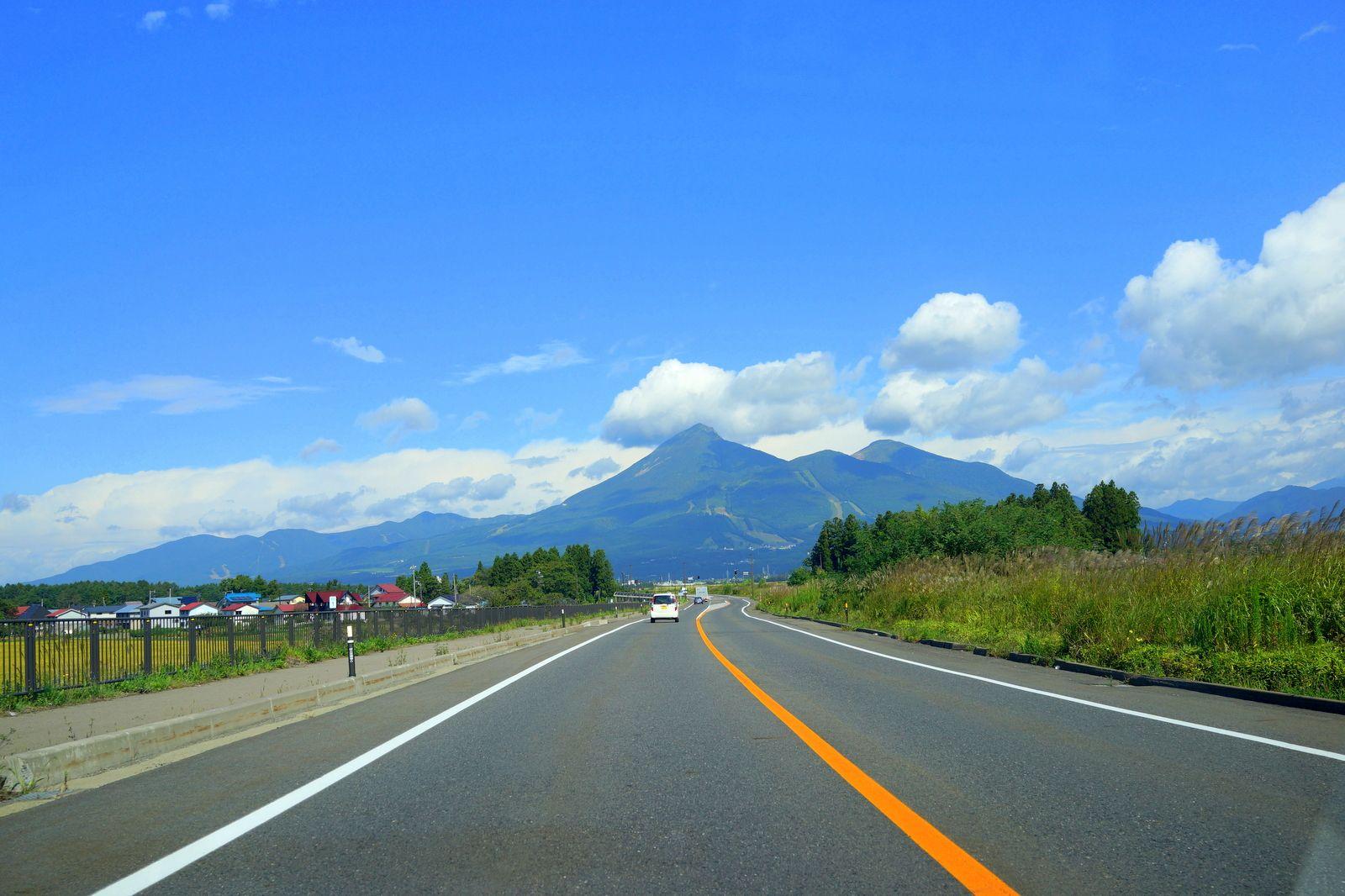 磐梯山 Mount Bandai