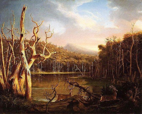 23 Contoh Lukisan Pemandangan Dan Keterangannya Naturalisme Pengertian Ciri Tokoh Contoh Karya Download 50 Lukisan Pemandangan A Di 2020 Pemandangan Lukisan Pelukis