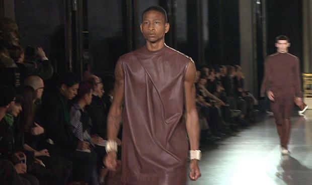Défilé Rick Owens 2014-2015: une mode hors du temps