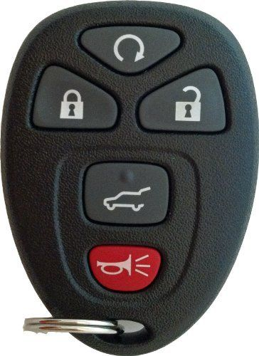 2007 2010 Gmc Yukon Xl Keyless Entry Remote W Free Diy