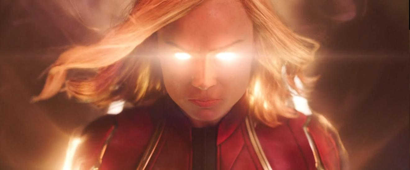 Brie Larson Captain Marvel Captain marvel, Marvel, Avengers