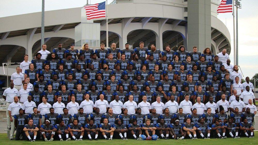 2016 team photo memphis football team photos football