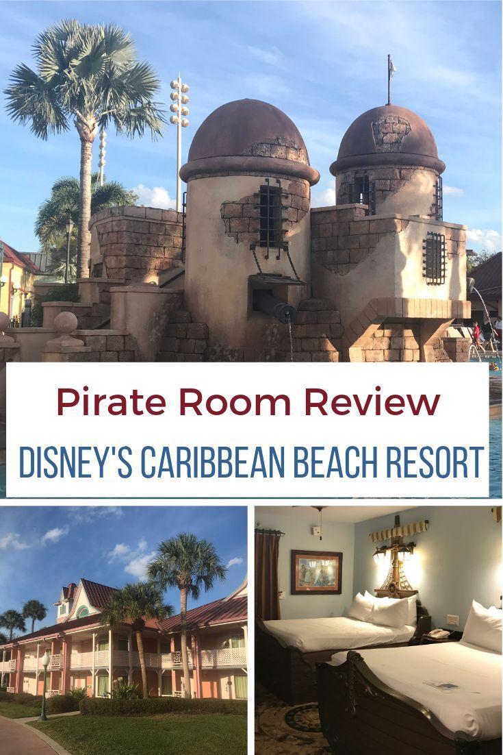 Disneys caribbean beach resort pirate room review