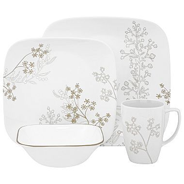 Corelle® Shadow Dance 16-Pc Dinnerware Set - jcpenney | Home ...