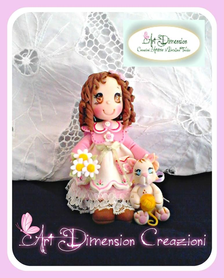 Un'altra bambola Art Dimension