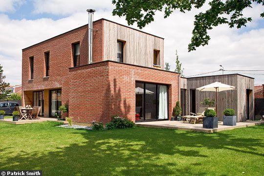 Une vraie cuisine pour une maison moderne Villas and Architecture