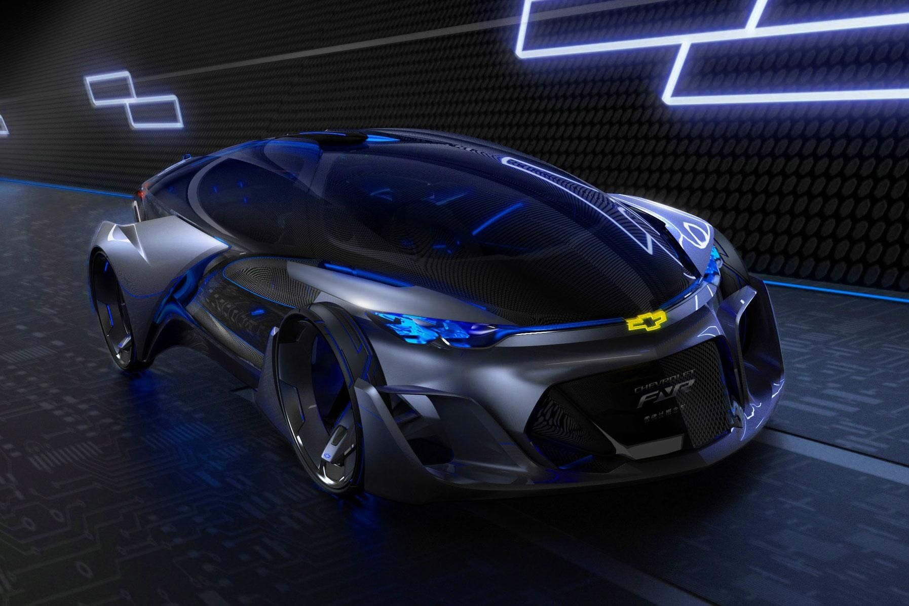 Chevrolet Fnr Concept Concept Cars Upcoming Cars Chevrolet