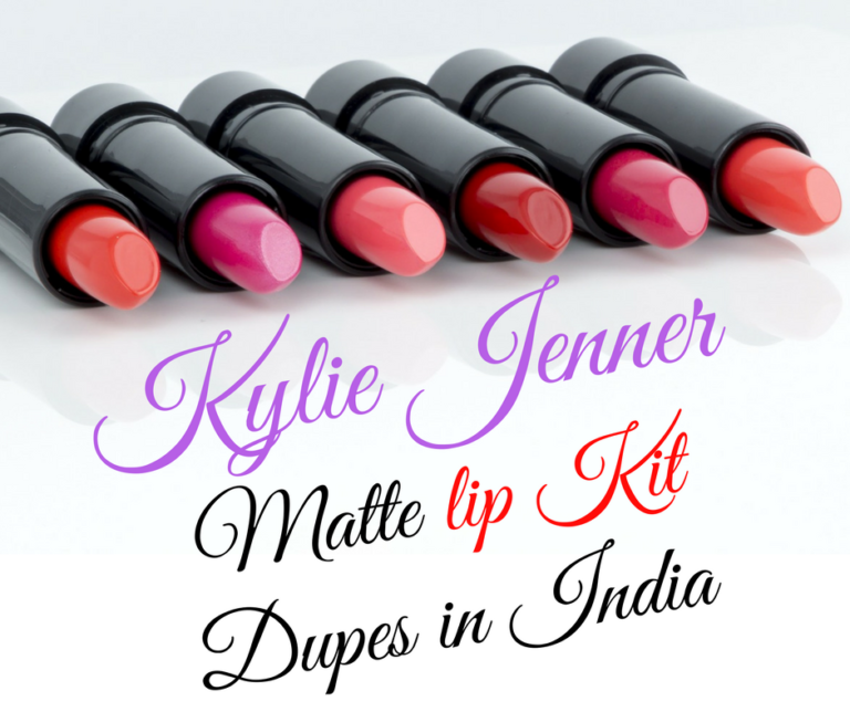 I know everybody who is lipstick junkie is searching for the Kylie Jenner Matte Lip Kit. I wanted them too but because of unavailability of the product as well as money in my bank account I ...