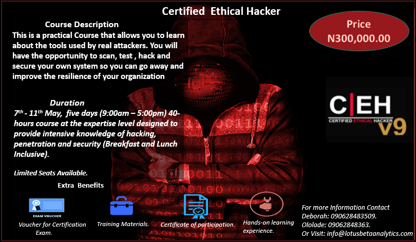 Certified Ethical Hacker Resume The Eccouncil's Certified Ethical Hacker Ceh Is The World's Most .