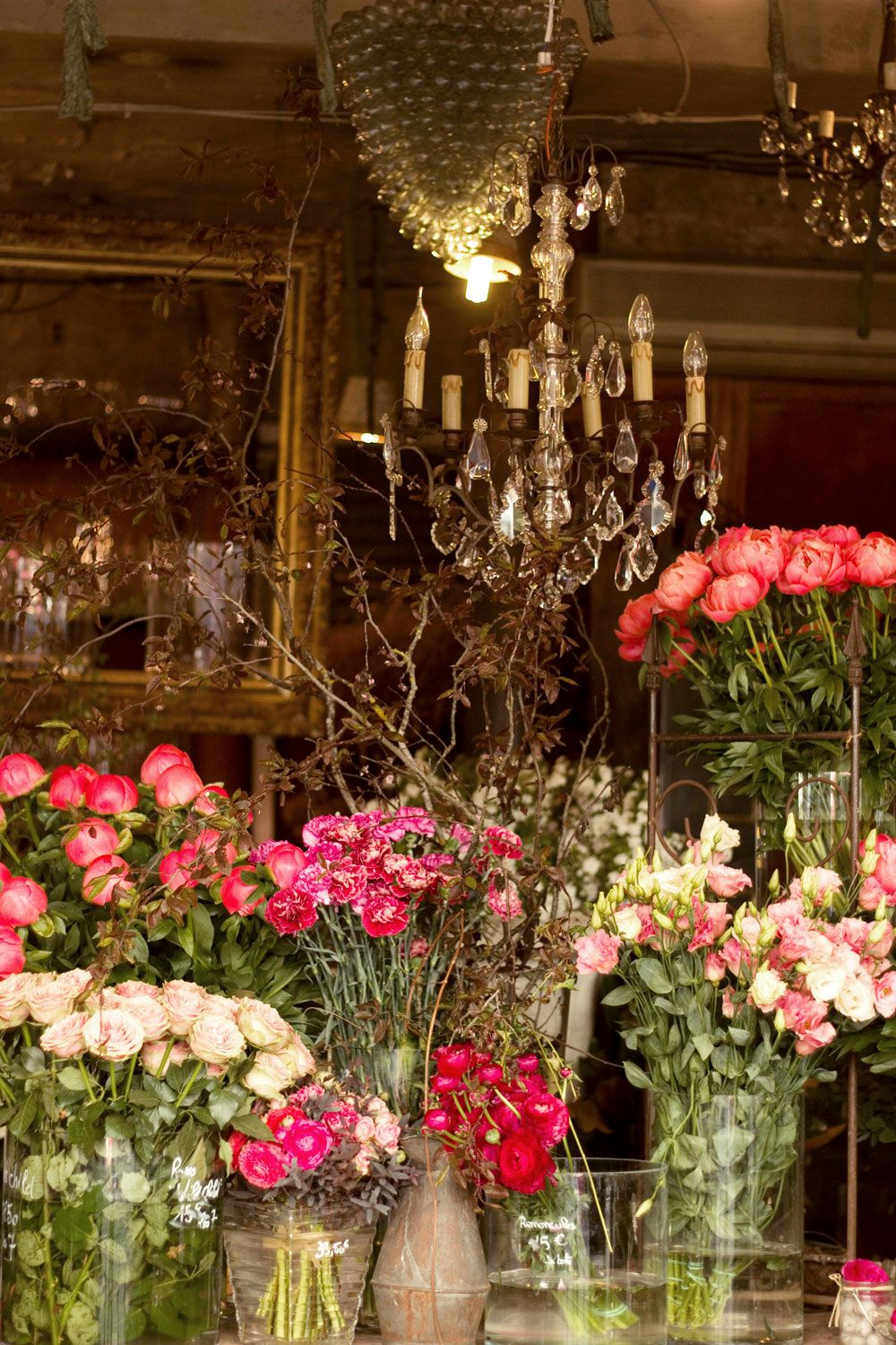 Best paris plant and flower shops larrosoir boutique pinterest this post is all about my favourite paris flowers shops some suggested by lovely peeps on ig and some discovered on our ten mile a day walks of the city izmirmasajfo