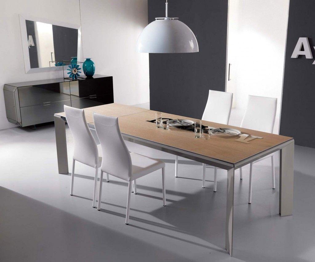 ozzio stuhl blitz   interiors, modern and chairs - Consolle Byblos Tavolo Allungabile Legno Massello