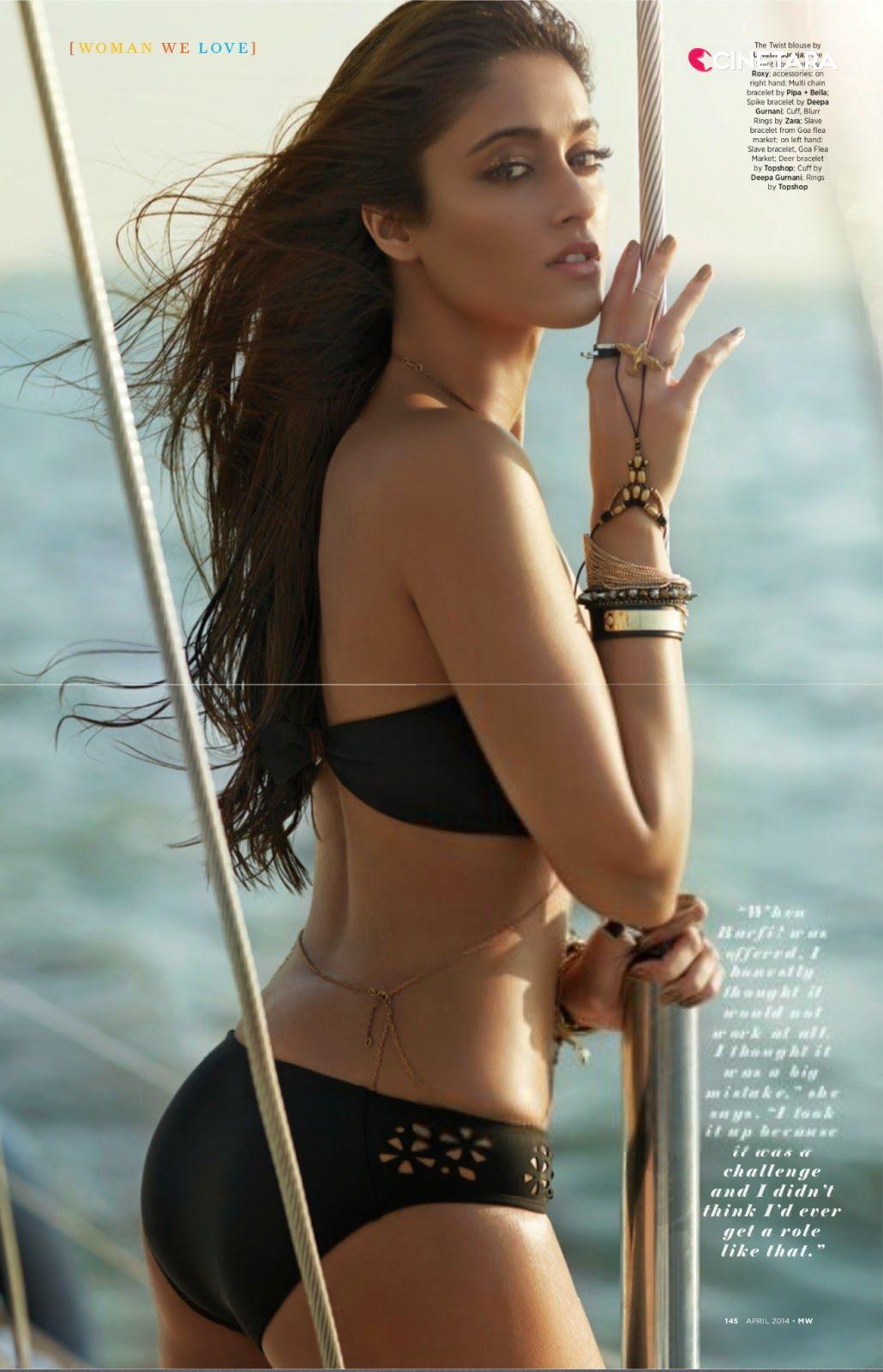 Ileana d cruz sexy bikini