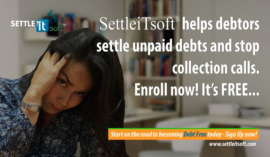 Free debt settlement app to help consumers in financial