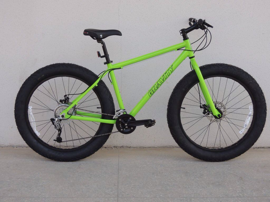 5a56e547a95 Gravity Bullseye Fat Bike, soon to be offered by Bikes Direct, $400-500.  Has