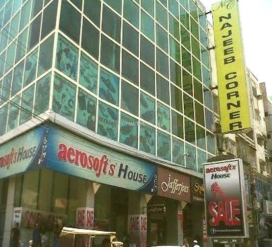 Najeeb Corner, Karachi. (www.paktive.com/Najeeb-Corner_3485ED04.html)