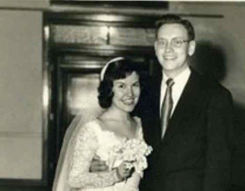 Warren and Susan Buffett-wedding 1952 | Celebrity wedding photos ...