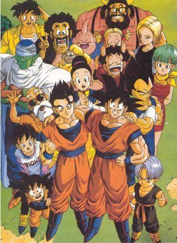 Dragon Ball Z <3 :D