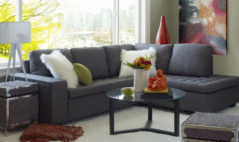 Travis Corner Sofa