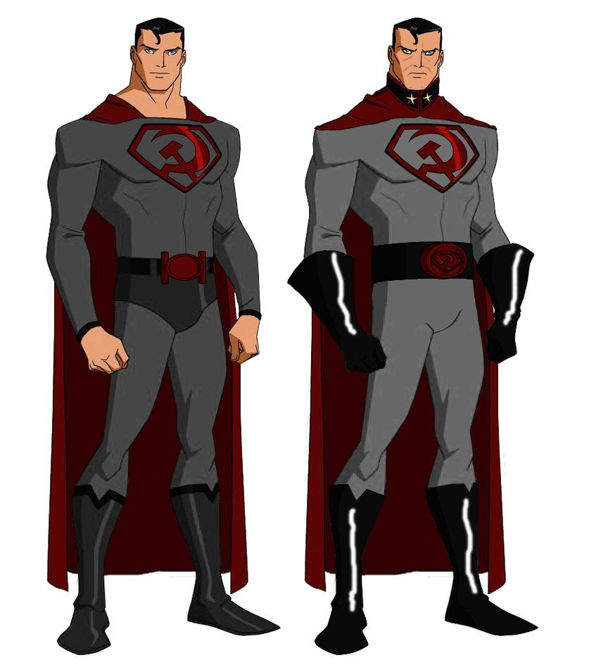 Superman Red Sons by Majinlordx on DeviantArt | Superhelte ... Red Son Justice League