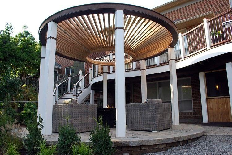 Pergola Définition définition pergola moderne pour créer un abri de jardin haut de