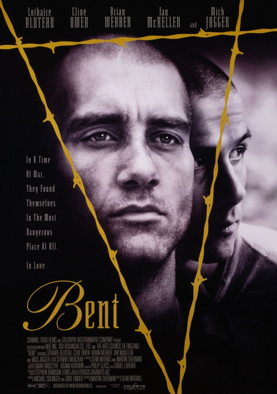 Bent 1997 In 2021 Love Film Adventure Film Epic Film