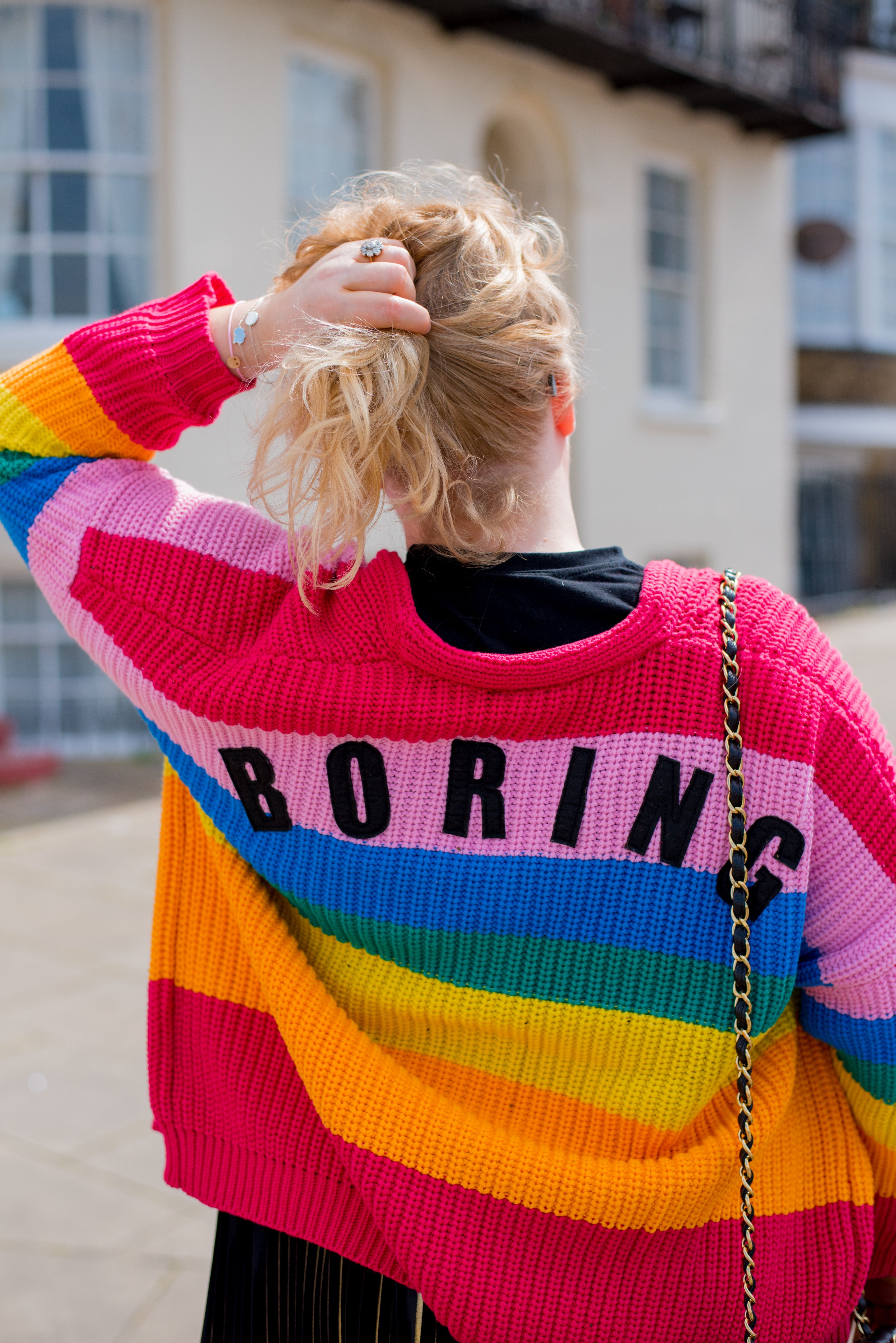 Lazy Oaf Rainbow Cardigan Must Do In 2018 Pinterest Fashion