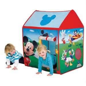 *MICKEY MOUSE CLUBHOUSE  sc 1 st  Pinterest & Kids Disney and Character Wendy House Pop Up Play Tent   Mickey ...