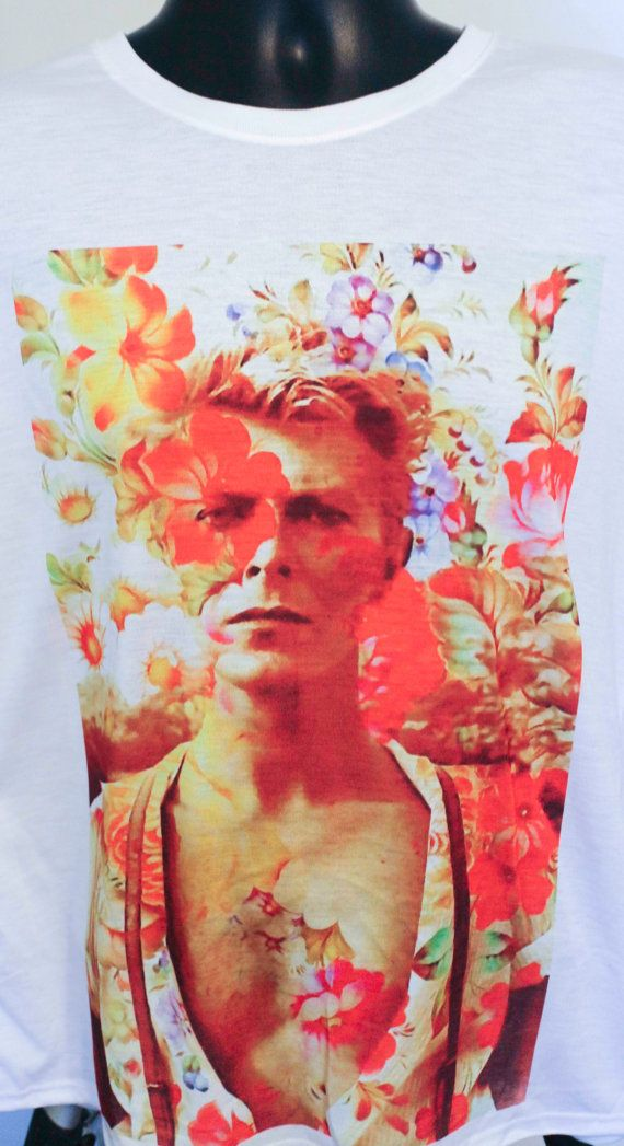 T Shirt Overhemd.Best David Bowie Tshirt Ziggy Stardust Shirt Tshirt Tops Tees