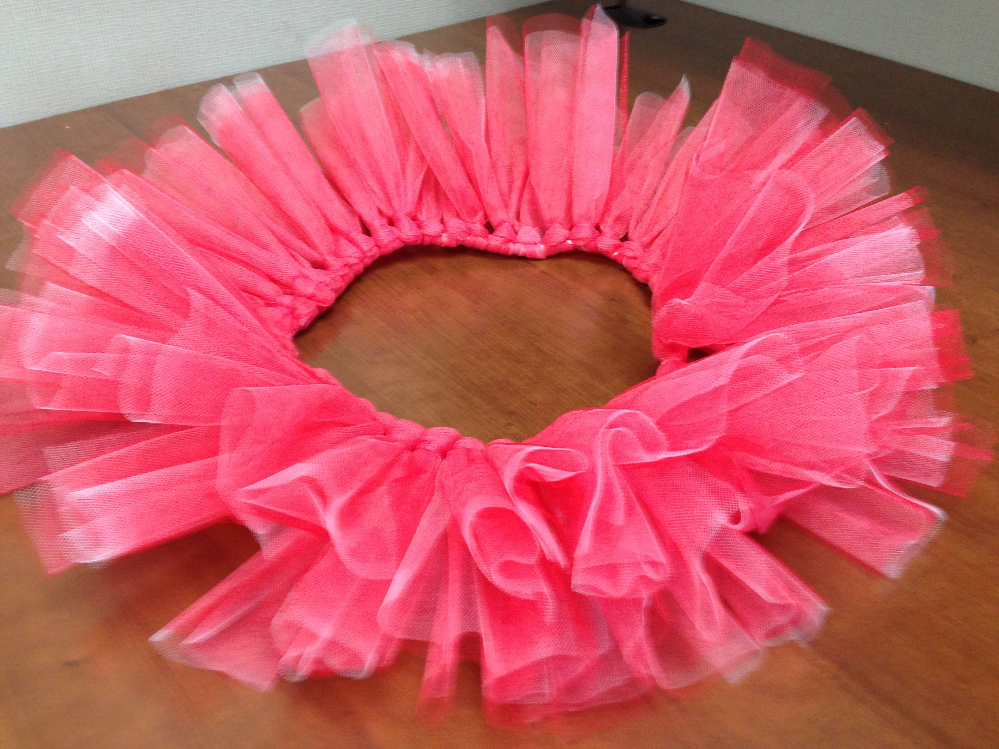 Red tutu by @PrissiePants on Etsy