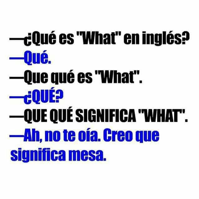 En Ingles Chistes Malos Memes Gracioso Memes Divertidos