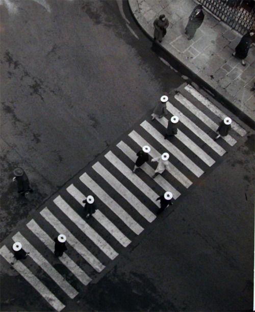 Robert Doisneau - Untitled, 1955 #Photography