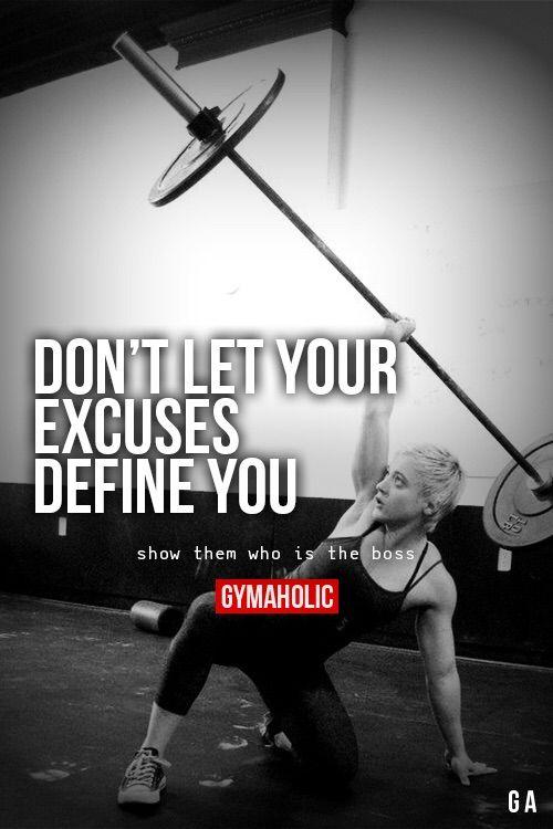 Image Via We Heart It Boss Girl Gym Strong Women Fitspo